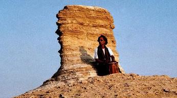 Ein Trommler in der Wüste + Schreiben gegen den Tod