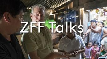 ZFF Talks: Hitzige Debatte zum Klimawandel