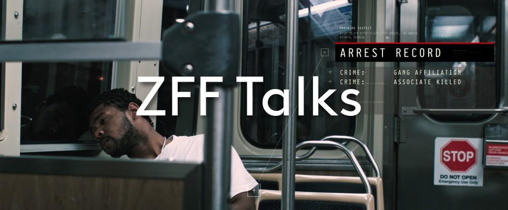 ZFF Talks: Können Straftaten vorhergesagt werden?