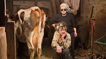 Kokvinnorna / Women with Cows