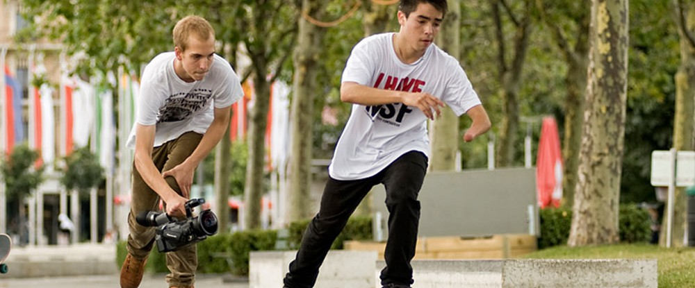 Skate and Live