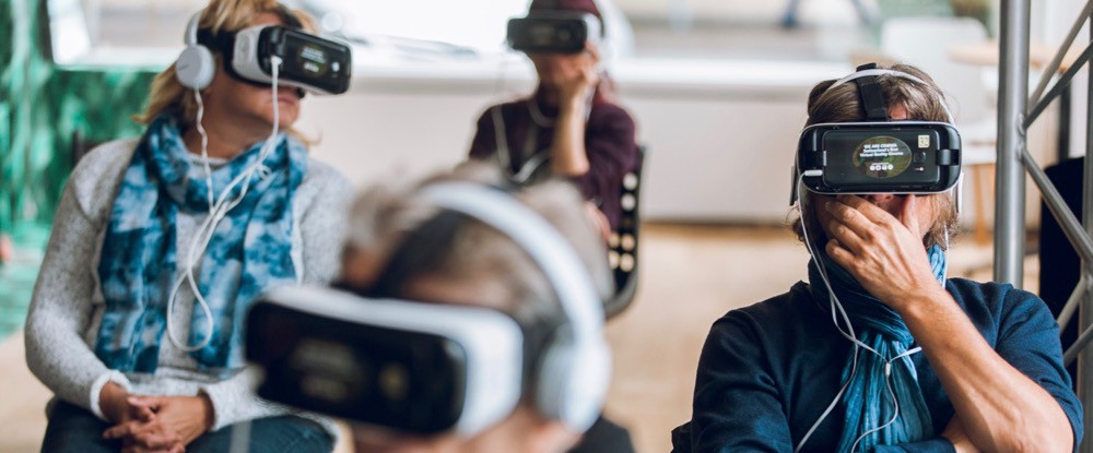 ZFF Talks: Virtual Reality in Forschung und Film