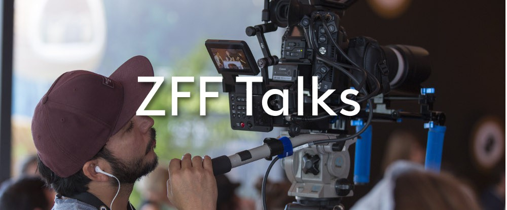 ZFF Talks: Junge Talente.ch
