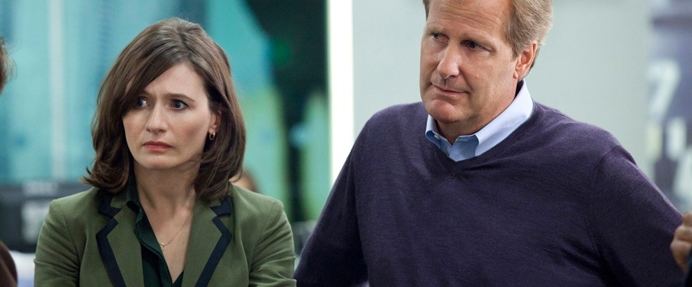 The Newsroom – Episode 1