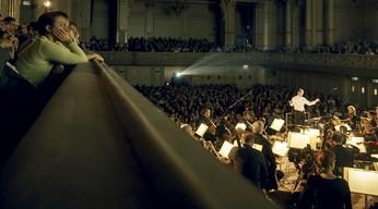 Internationaler Filmmusikwettbewerb & Filmmusikkonzert