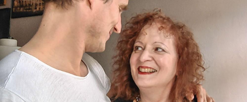 Nan Goldin – I Remember Your Face
