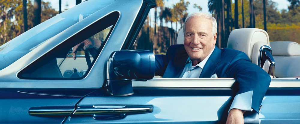 His Way (Preisverleihung Jerry Weintraub & Film)