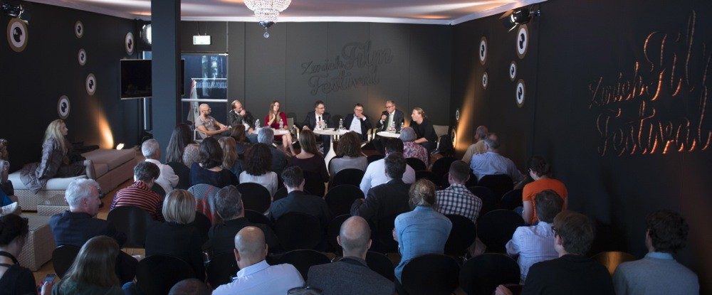 ZFF Talks: Producers – Get trained, stay connected!