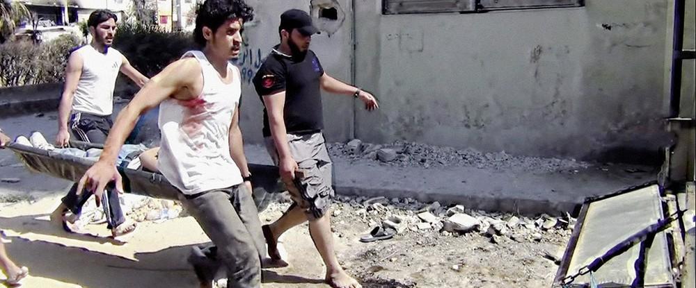 Al Awda ila Hims / Return to Homs
