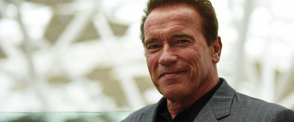 Golden Icon Award Arnold Schwarzenegger