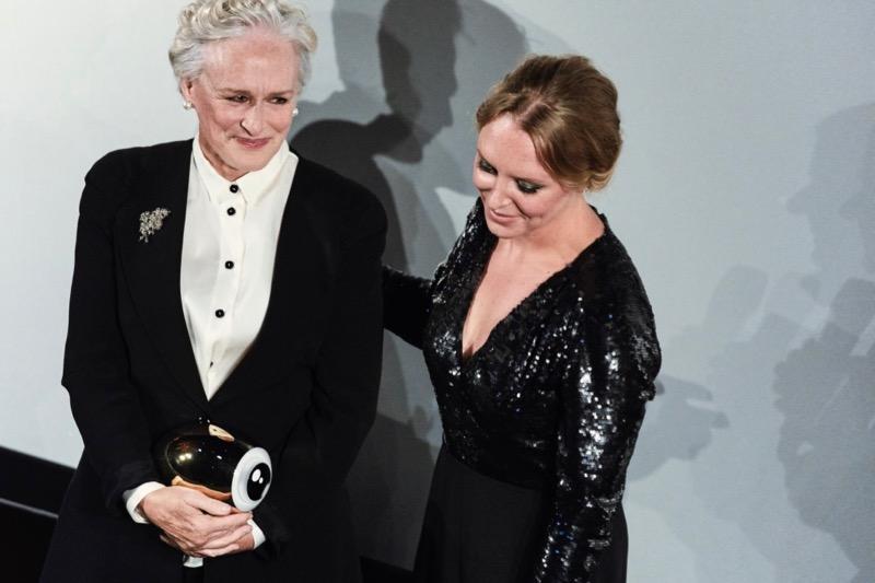 Glenn Close Vom Mädchen Mit Viel Fantasie Zu Sieben Oscar
