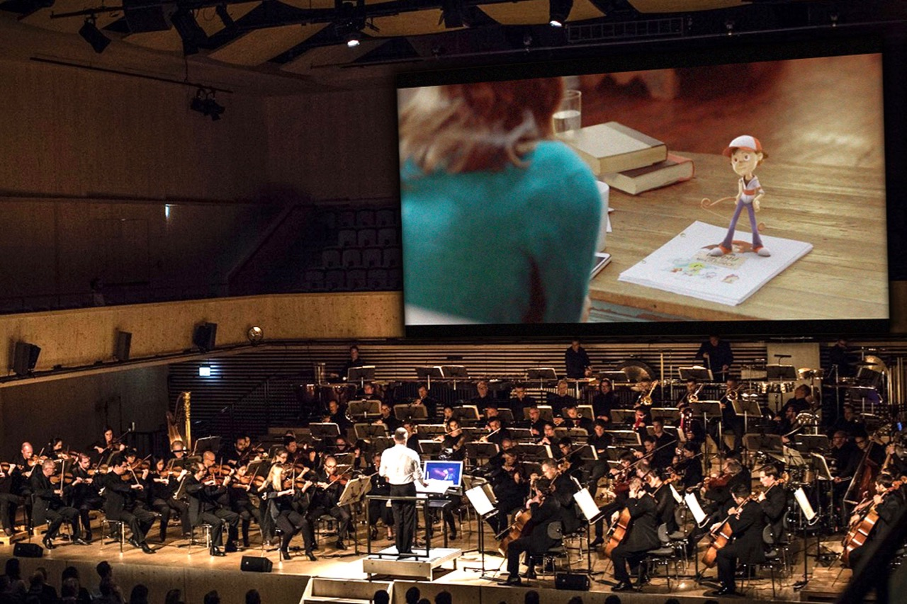 Start of the 8th International Film Music Competition featuring