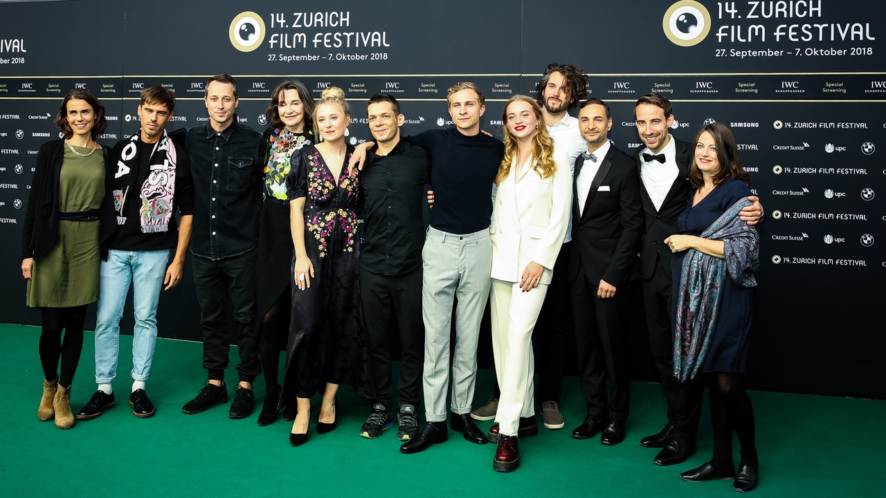 DER LÄUFER Green Carpet ZFF 2018