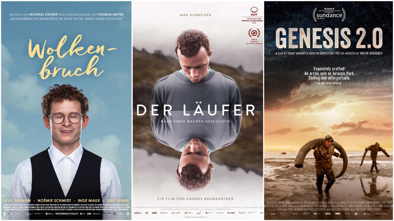 CH Filmpreis Plakate