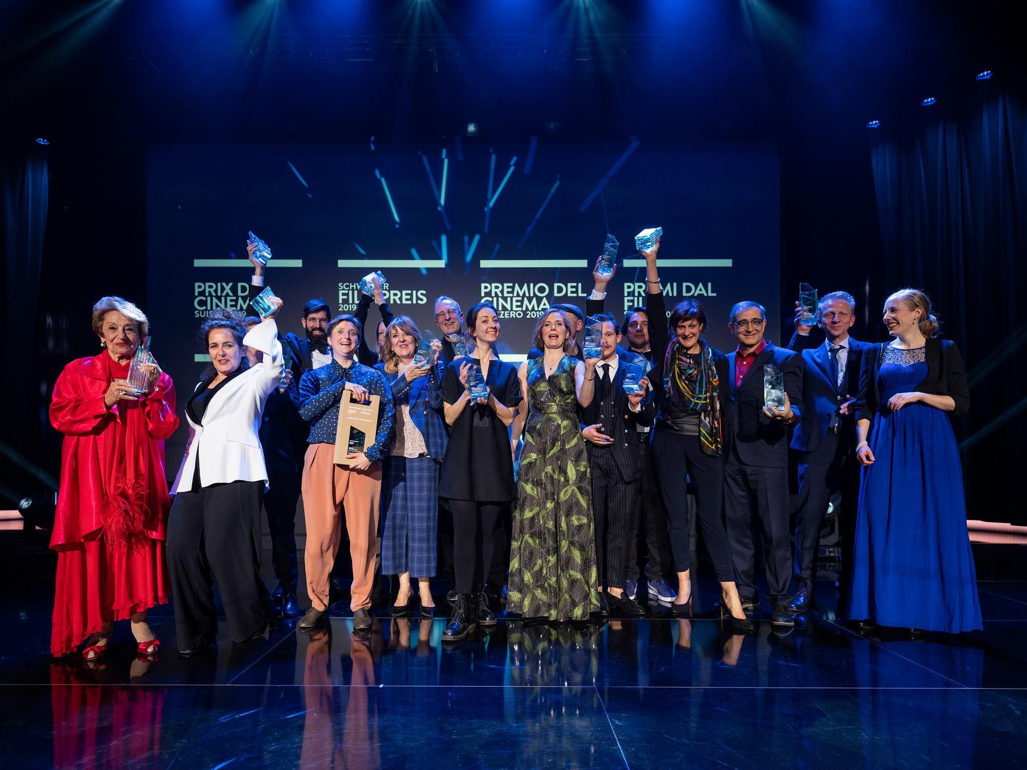 Schweizer Filmpreis 2019