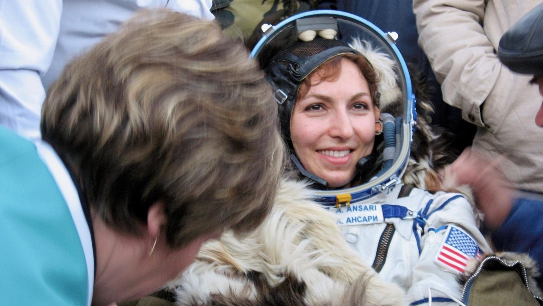 SPACE TOURISTS von Christian Frei