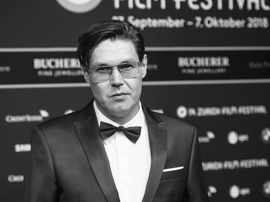 Michael Steiner bei der Weltpremiere von WOLKENBRUCH am ZFF 2018