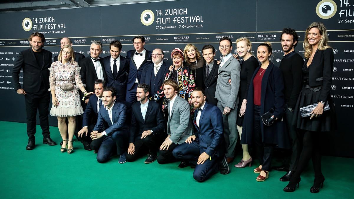 Cast und Crew von WOLKENBRUCH