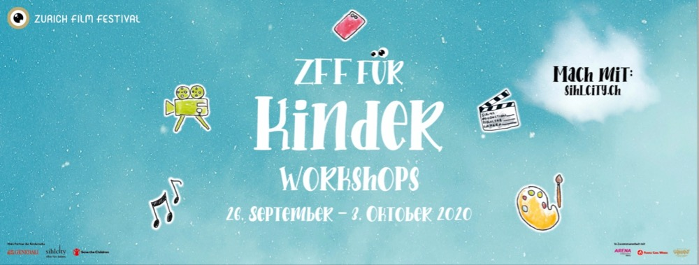 ZFF für Kinder Workshops