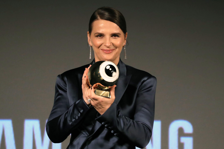 Golden Icon Award - Juliette Binoche (©Andreas Rentz/Getty Images for Zurich Film Festival)