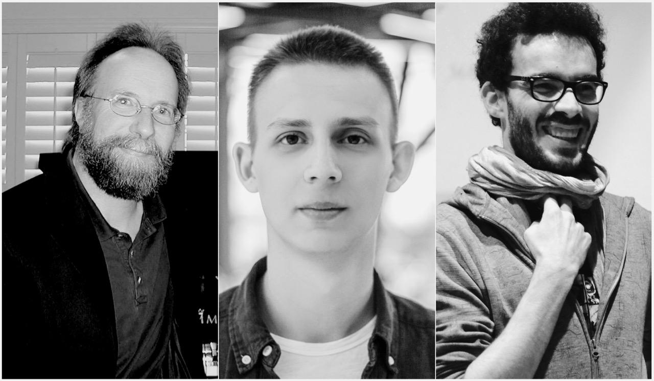 John Heins, Andrey Mordovsky, Julien Bellanger