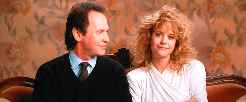 Roman d'amour. Quand Harry rencontre Sally.